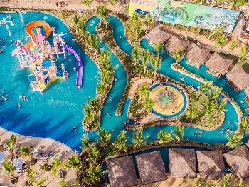 Novo parque infantil do Thermas é o maior da América Latina
