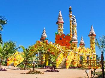 Castelo de Doces: uma magia para sua família!