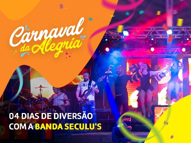 Carnaval da Alegria!