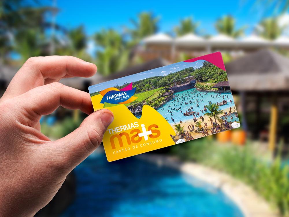 Cartão de Consumo Thermas Water Park